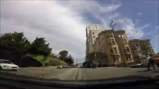 Here a quick video of some places in san francisco. recorded with gopro