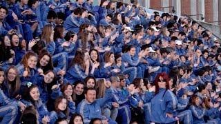Los Juegos Evita son una fiesta popular