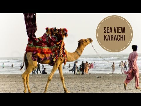 Sea View Karachi | Clifton & 2Dariya beaches |