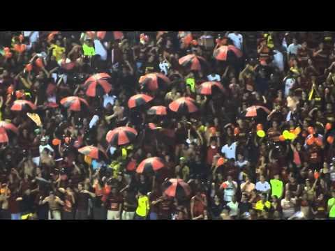 Video - BRAVA ILHA NA FINAL DA COPA DO NORDESTE 2014 SPORT X CEARÁ - Brava Ilha - Sport Recife - Brasil
