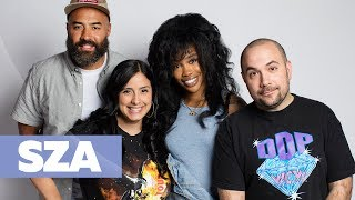 Video The Realest Sza interview Yet! MP3, 3GP, MP4, WEBM, AVI, FLV Januari 2018
