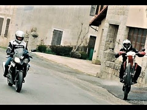 HM HONDA VS DAELIM ROADSPORT R - AUTOMNE 2016