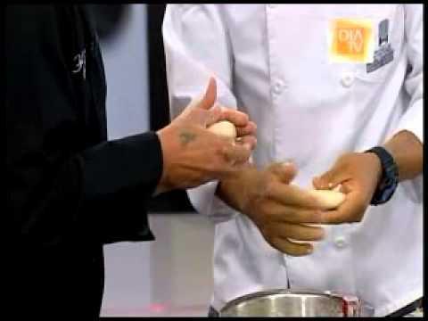 Video - Receta de Arepas Rellena de carne