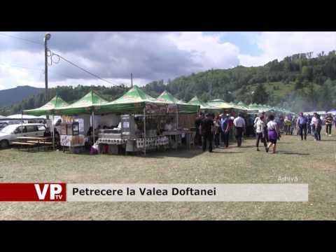 Petrecere la Valea Doftanei