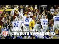 Cowboys Vs Redskins Week 13 Highlights Nfl