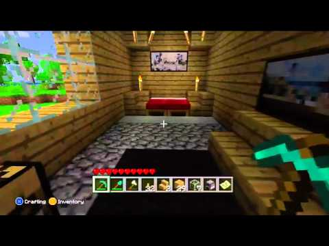"""Minecraft XBOX 360"" – Epic World Tour! (Come Play With Me!)"