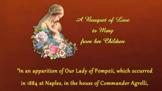 This is a short video to promote the 3rd Worldwide 54 Day Rosary Novena in Reparation for the sins of the world and for the Conversion of Sinners on Catholic Marian Devotions website, Facebook and Twitter.http://www.catholicmariandevotions.com/annual-54-day-rosary-novena-2https://www.facebook.com/events/285467191572715/Please sign up to receive the Rosary Novena sent directly to your e-mail address for the 54 days of the Novena at Catholic Marian Devotions website (web address above).Last year there were 1298 people signed up to do the Novena on the 2012 Annual 54 Day Rosary Novena Facebook event page, there was a further 893 people who subscribed to receive the Novena daily to their email address. I don't know how many were doing the Novena via Twitter. But if we take just the event page and those who subscribed to the mail list on the website, it equals 2191 people who were doing the Novena, that equals if my maths are correct (calculator lol) 118314 Rosaries going to heaven in reparation for the sins of the world and the conversion of sinners over the 54 days of the Novena.Please HELP us make this year more successful then last year!Feel free to join us in this beautiful Rosary Novena 15 August (The Feast of the Assumption) - 07 October (The Feast of Our Lady of the Rosary)Ave Maria!