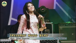 Via Vallen - Tresnane Wong Kere   |   (Official Video)