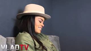 Teyana Taylor on Thirst Traps & Falling Back From Aaliyah Movie - YouTube