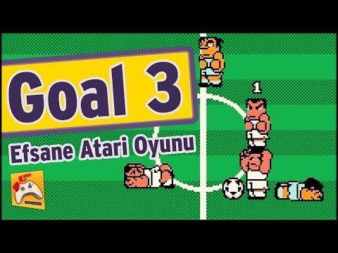 Video #1 ✔️ GOAL 3 ⚽️ 90'LI YILLARIN EFSANE ATARİ OYUNU! 📺 (TÜRKÇE) download in MP3, 3GP, MP4, WEBM, AVI, FLV January 2017