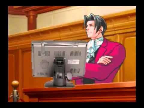 Ace Attorney - Phoenix Wright Abridged Attorney - FULL Complete
