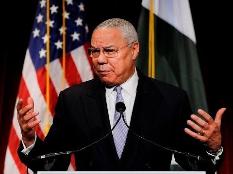 Colin Powell Calls for Universal Healthcare in US
