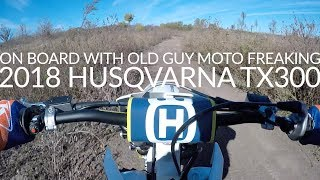 9. NEW 2018 Husqvarna TX300