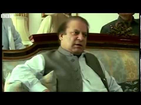 BBC News  Pakistan  Nawaz Sharif on course for historic election victory