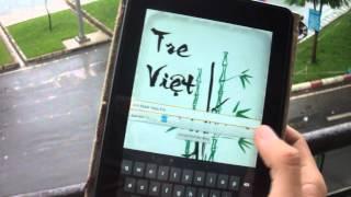 Học làm Ông Đồ - Hinh nen dong YouTube video