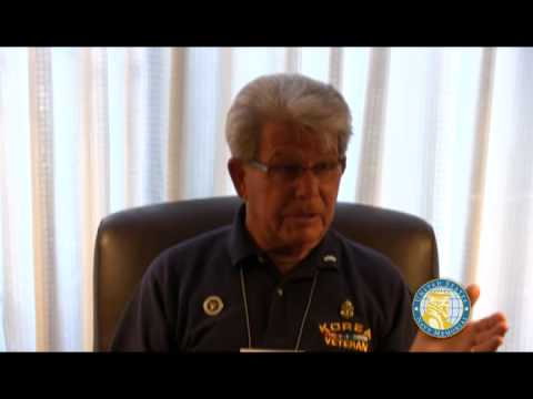 USNM Interview of Jay Rigle Part Four Returning to the USS Missouri at Pearl Harbor