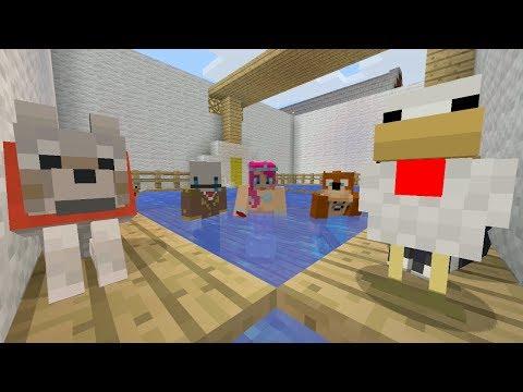 Minecraft Xbox - Colourful Castle [170]