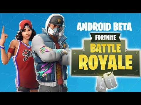 Fortnite Android Beta ! Reupload by MAGICIAN !