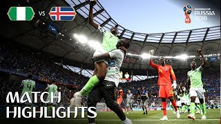 Video Nigeria v Iceland - 2018 FIFA World Cup Russia™ - Match 24 MP3, 3GP, MP4, WEBM, AVI, FLV Maret 2019
