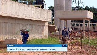 DAE contrata fundação para acompanhar obras da ETE em Bauru
