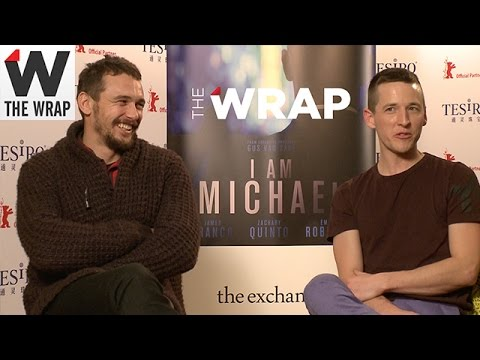 James Franco Talks 'I Am Michael,' '90s Fashion and Best Picture Oscar Winner