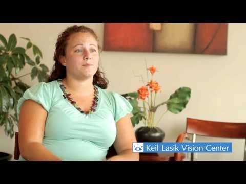 Katie Dole - Keil Lasik Patient Testimonial: