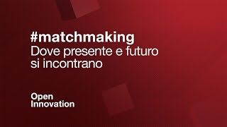 OPEN INNOVATION - Matchmaking - Biennale Innovazione 2016