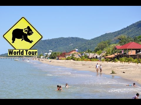 Voyage au Honduras,Trujillo, mer des caraibes (Travel Honduras) (around the world) video