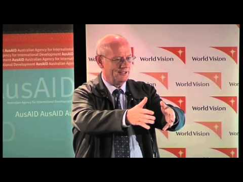 Tim Costello on how most problems of the poor are political not legal