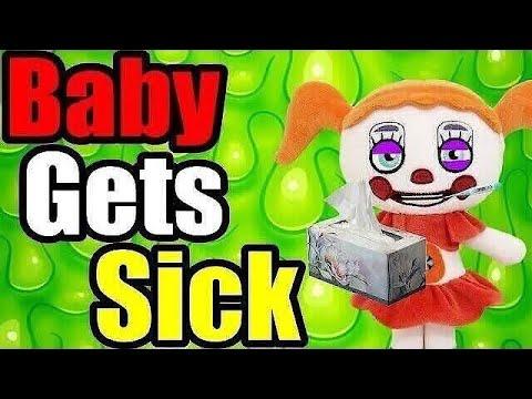 FNAF Plush - Baby Gets Sick