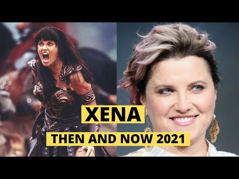 Xena Warrior Princess (1995) Cast Then And Now ★ 2021 (Before And After)