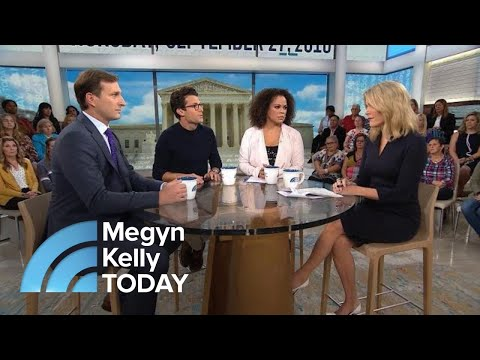 Brett Kavanaugh Hearings: Megyn Kelly Discusses The 'High Stakes' | Megyn Kelly TODAY