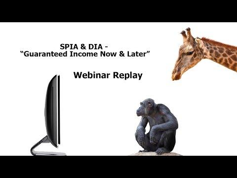 Annuities.direct Webinar: SPIA & DIA