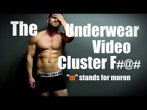 exclusive - Garcon Kickstarter: http://www.kickstarter.com/projects/plafontaine/garcon-model-the-new-standard-for-mens-underwear Original Video: https://www.iamalpham.co...