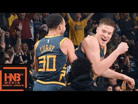 GS Warriors vs Chicago Bulls Full Game Highlights   01/11/2019 NBA Season