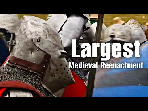 World's Largest Medieval Reenactment - Battle of Grunwald