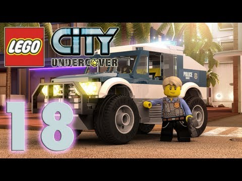 Lego City Undercover - E18 - I hate parkour_Legjobb videk: Extrm