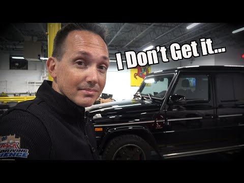 I Bought a G63 - Why Do People Like These?