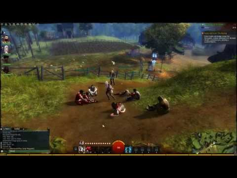 Guild Wars - i do not own the right for the song used in this video.
