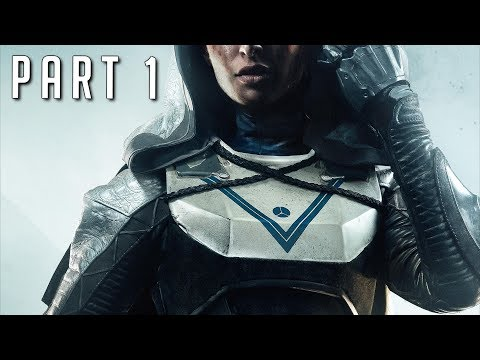 DESTINY 2 Walkthrough Gameplay Part 1 - Warlock (PC)