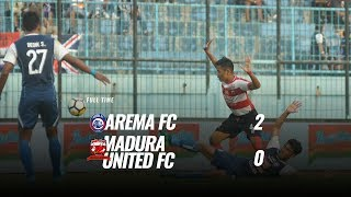Video [Pekan 22] Cuplikan Pertandingan Arema FC vs Madura United FC, 17 September 2018 MP3, 3GP, MP4, WEBM, AVI, FLV September 2018