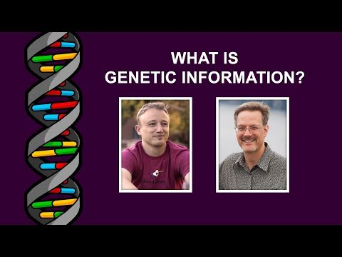 What Is Genetic Information? Interview With Perry Marshall And Jon Perry
