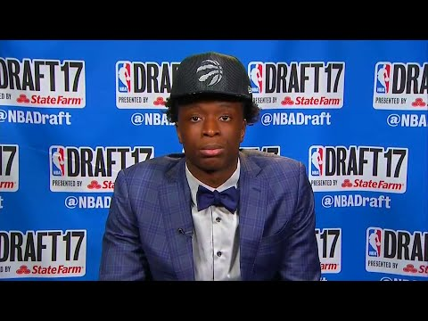Video: Anunoby: I'm excited to play against LeBron
