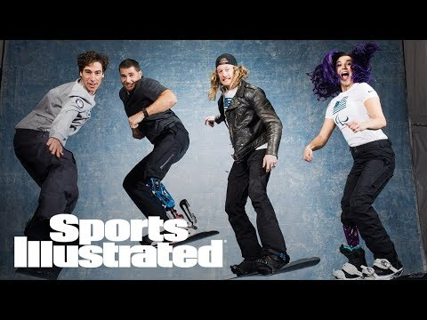 Snowboarders Chase Josey, Brenna Huckaby's Olympic Inspiration | Meet Team USA | Sports Illustrated