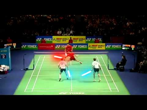 Badminton Jedi