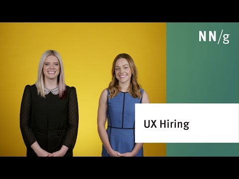 UX Portfolios: What Hiring Managers Look For