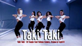 Descargar MP3 de Taki Taki Ft Selena Gomez Ozuna Cardi B Dj Snake