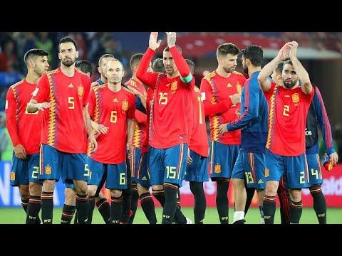 Ισπανία και Πορτογαλία στους 16