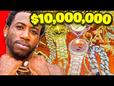 Gucci Mane's $10,000,000 Jewelry Collection