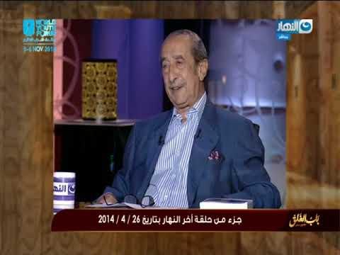 """الحوار الأخير لحمدي قنديل مع محمود سعد على """"النهار"""""""